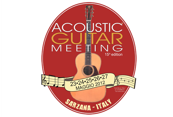 A very successful 15th edition of the Acoustic Guitar Meeting! Plenty of visitors, excellent concerts and many positive compliments.