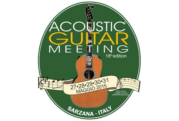 Work in progress per la 18a edizione dell'Acoustic Guitar Meeting di Sarzana