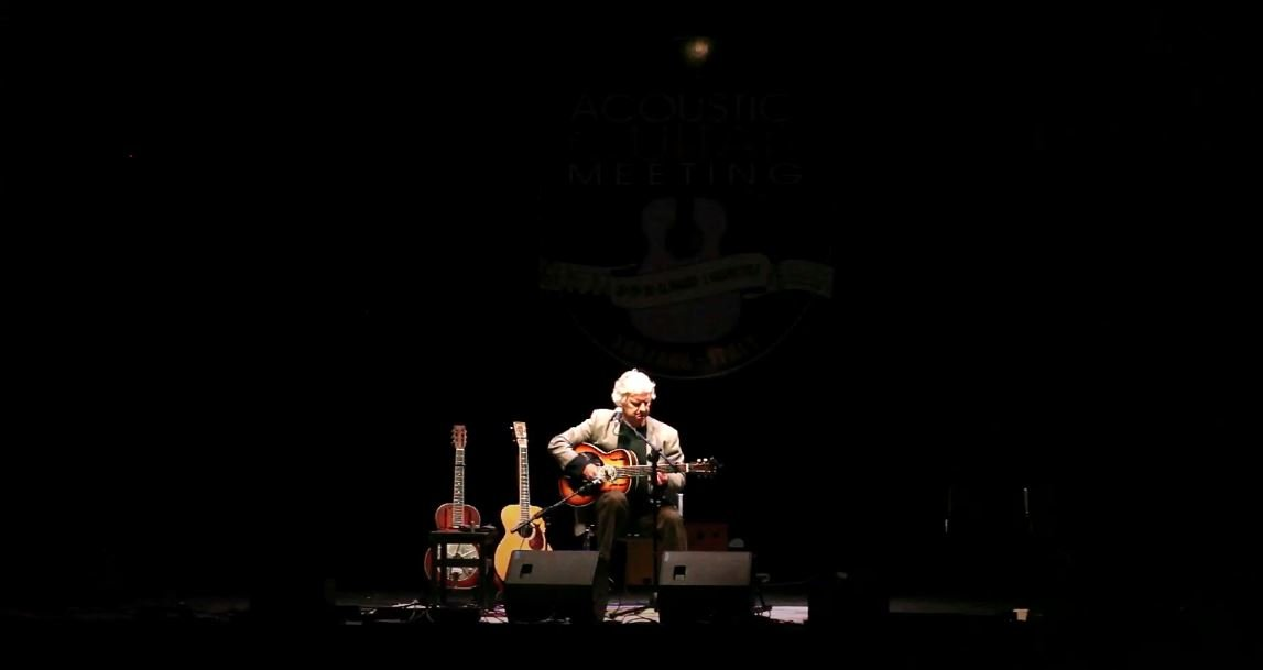 Acoustic Guitar Meeting Sarzana Video-Story