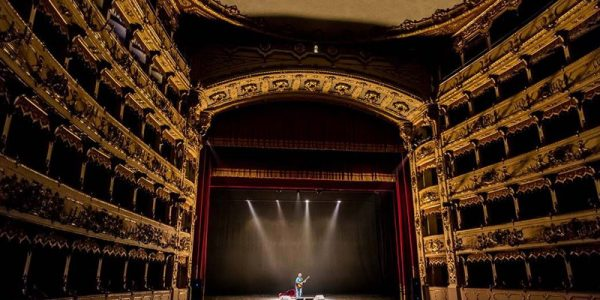 Diane Ponzio at Ponchielli Theatre (Cremona)